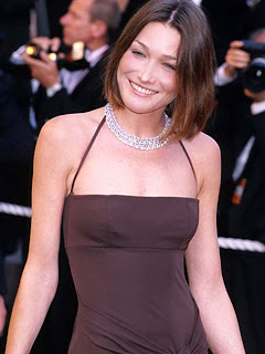 Carla Bruni named best dressed woman