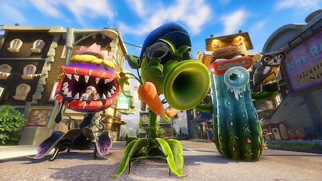 Plants vs. Zombies Garden Warfare 2 ZonaHype