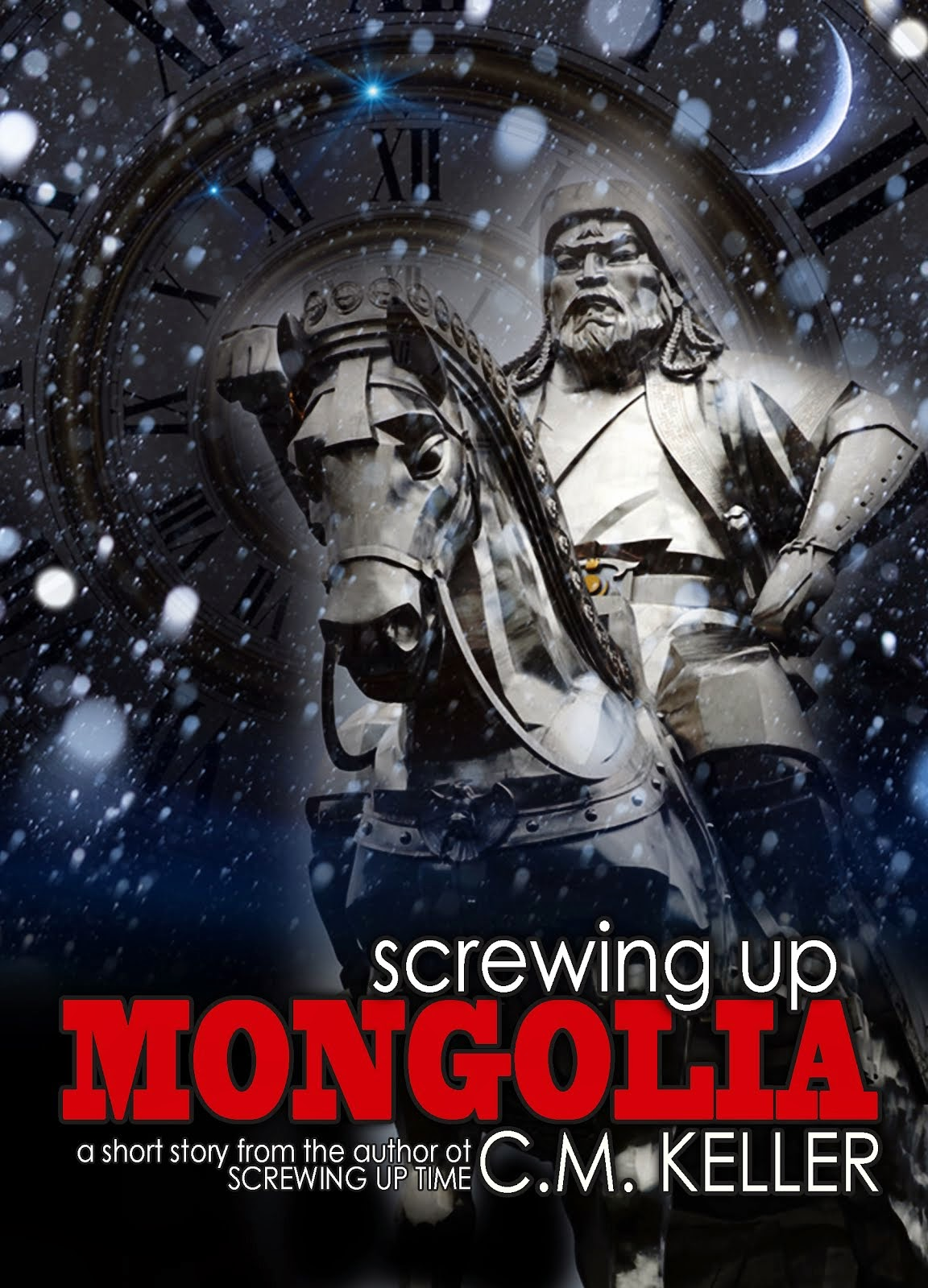Screwing Up Mongolia