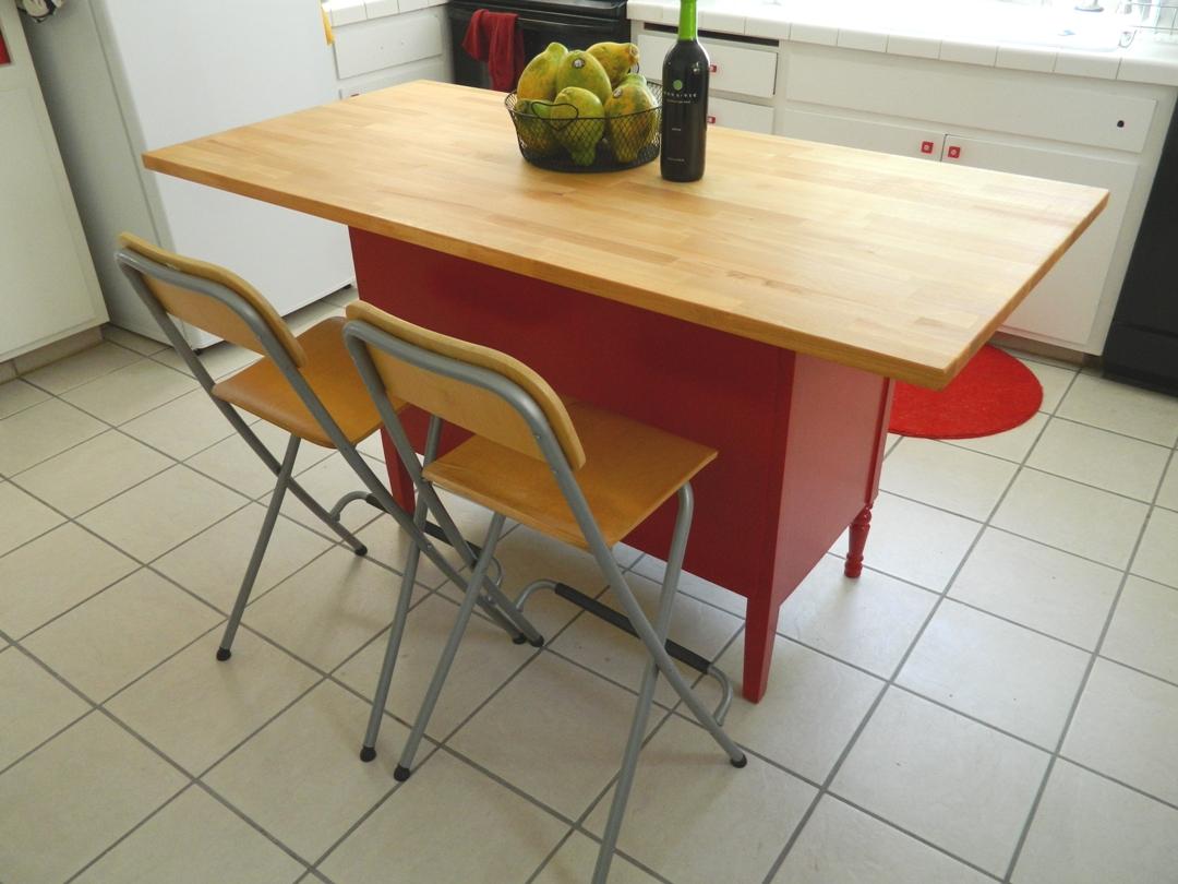 dresser table top kitchen island kitchen island table ikea