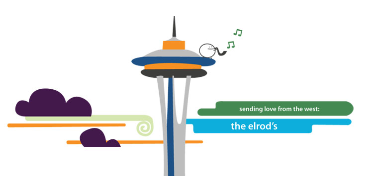 Elrod&#39;s: sending love from the west