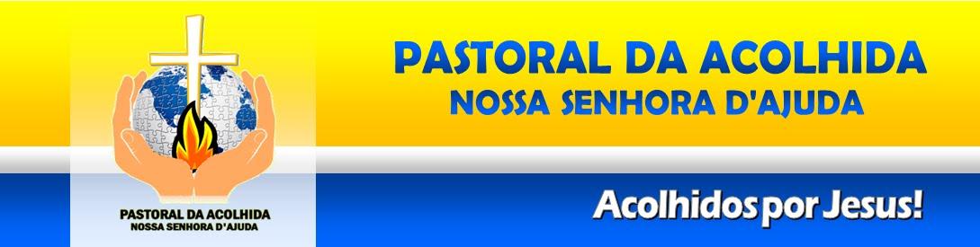 Pastoral da Acolhida.