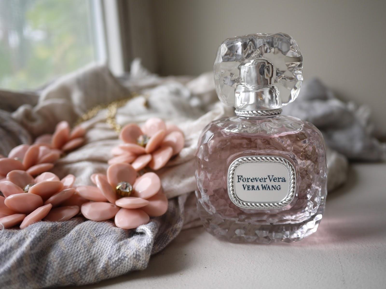 Vera Wang Forever Vera Perfume review