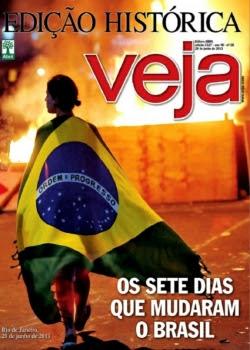 Revista veja Os sete dias que mudaram o Brasil
