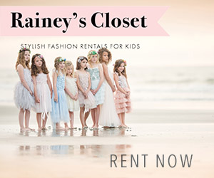 It's like Rent The Runway for kids!