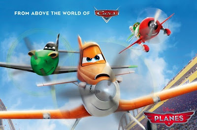 Disney Planes Dvd Cover Haven't watched disney's