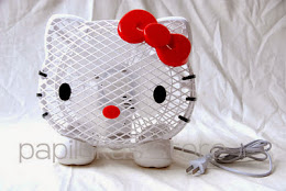 Kipas Angin Hello Kitty