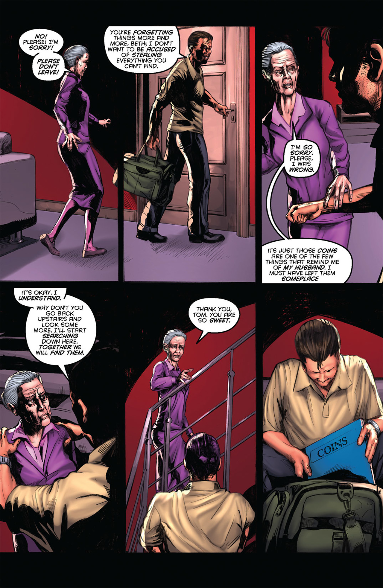 Grimm Fairy Tales (2005) Issue #27 #30 - English 18