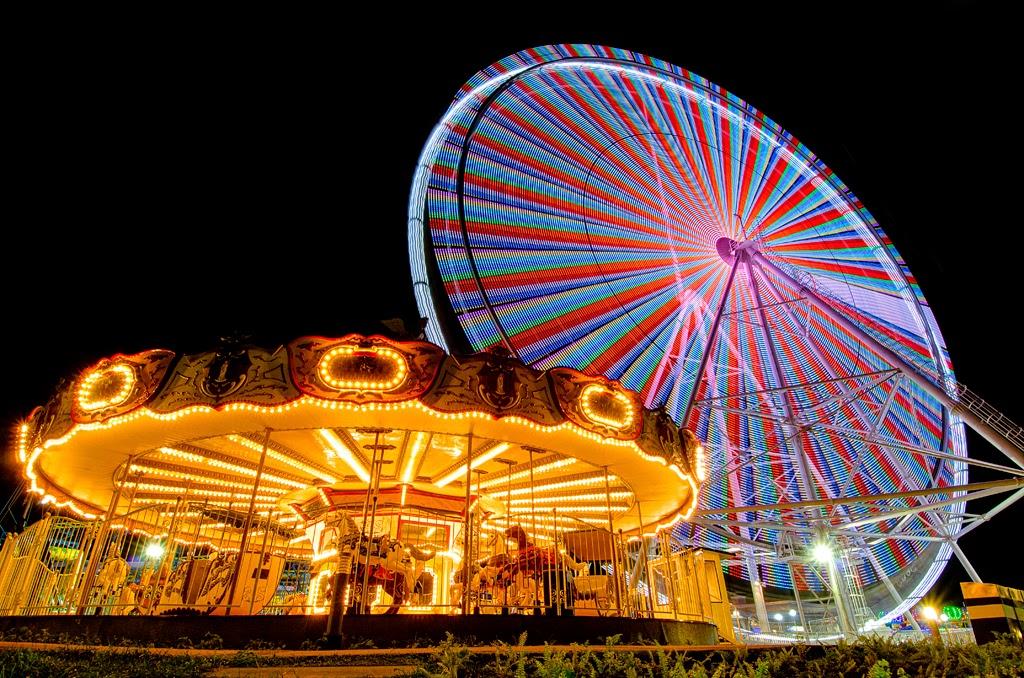 Sky Ranche Tagaytay Ferris Wheel