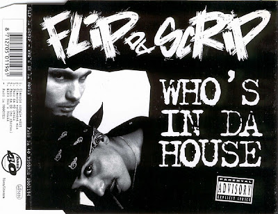 Flip Da Scrip – Who's In Da House (CDS) (1994) (VBR)