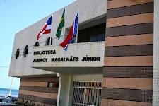 Biblioteca Juracy Magalhães Jr. comemore 46 anos com uma programação especial. Confira e participe!