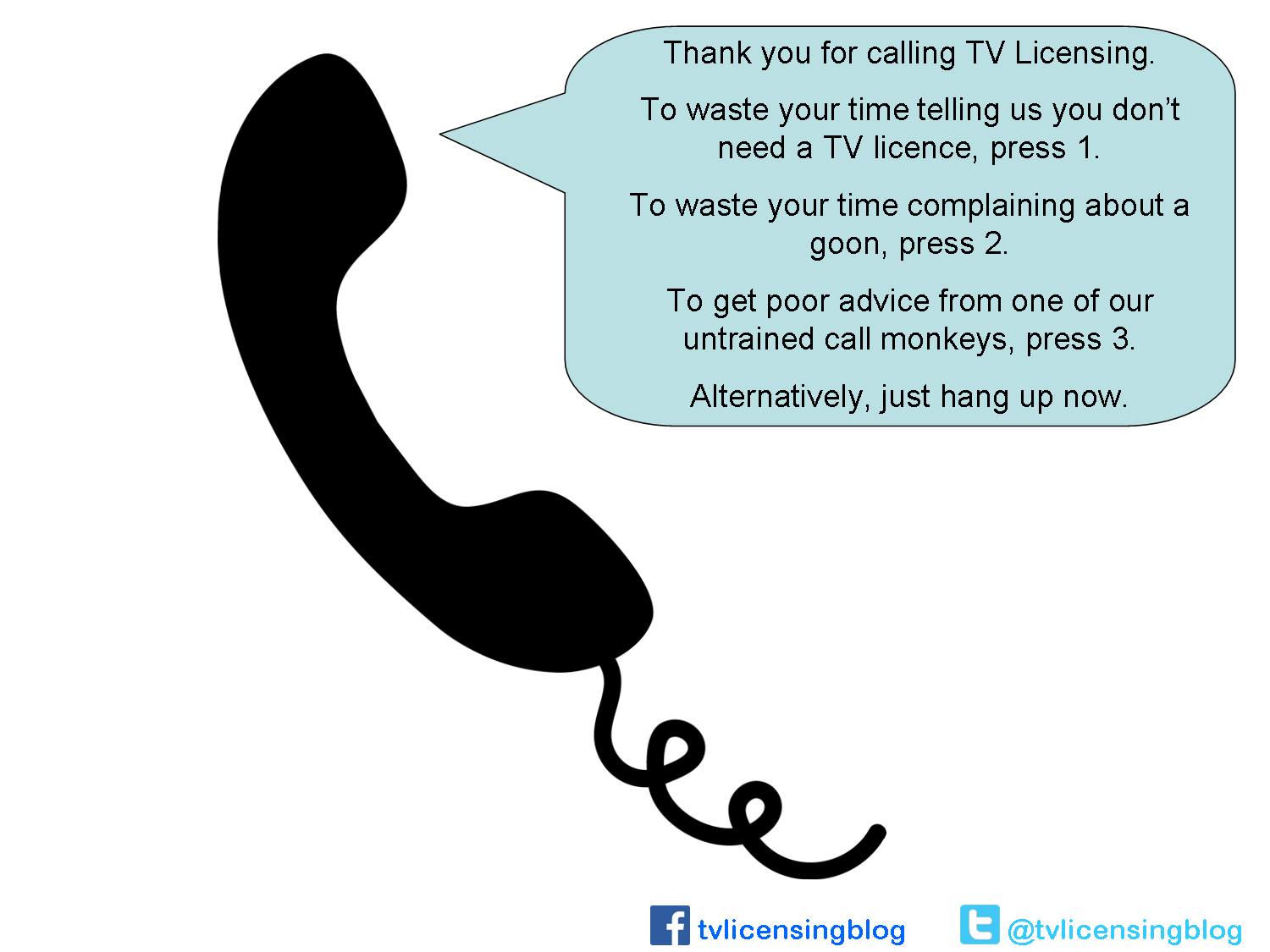 TV Licensing Freephone