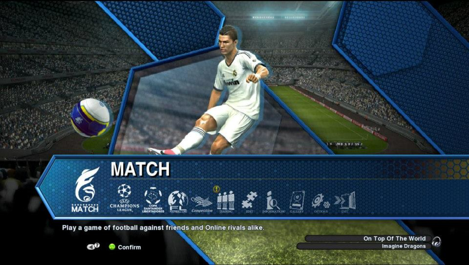 Download Pro Evolution Soccer 2013 ( PES 2013 ) For PC 100% Working