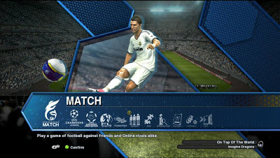Free Download Game Pes 2013 For PC Full Version.