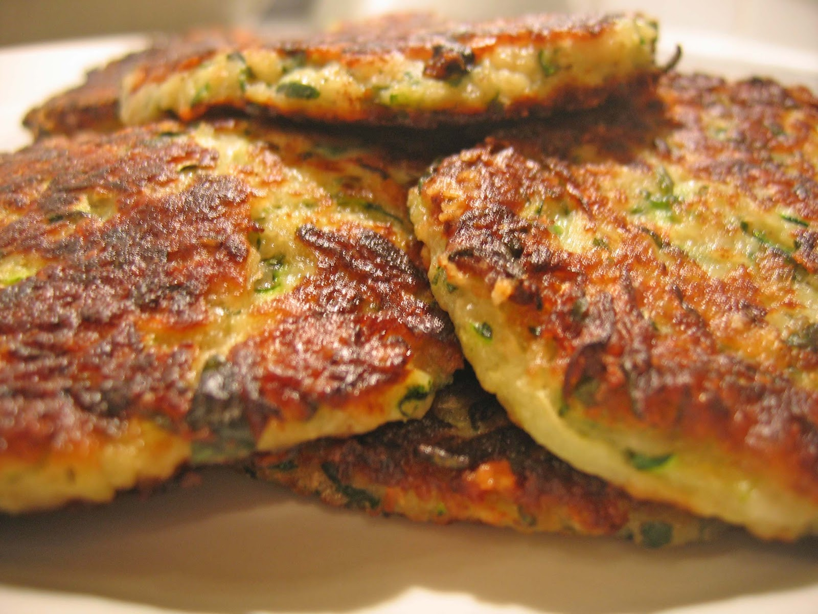 Morsels and Musings: zucchini fritters