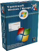 win7man Yamicsoft Windows 7 Manager v4.0.8 + Keygen Patch