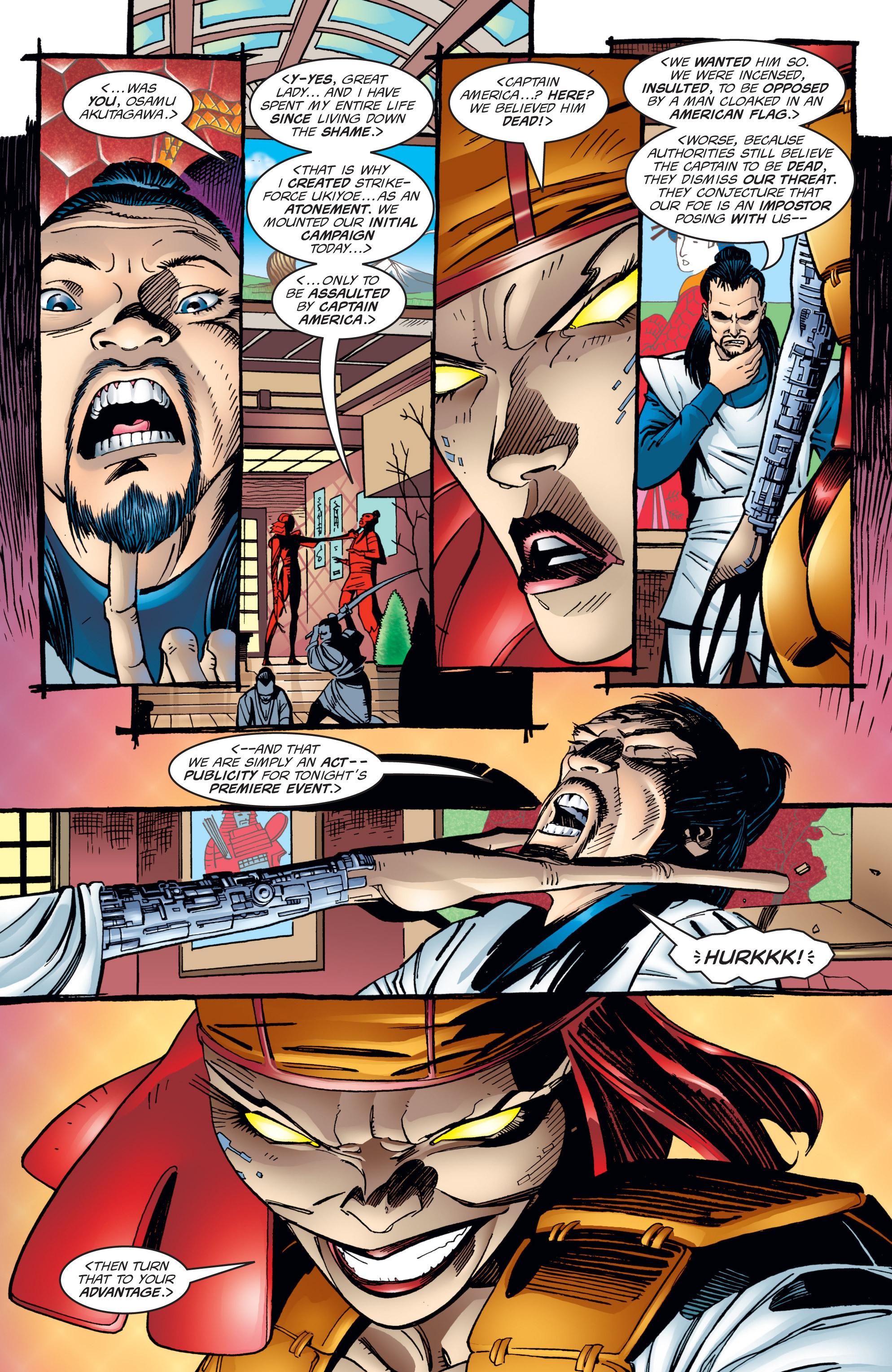 Captain America (1998) Issue #1 #4 - English 15