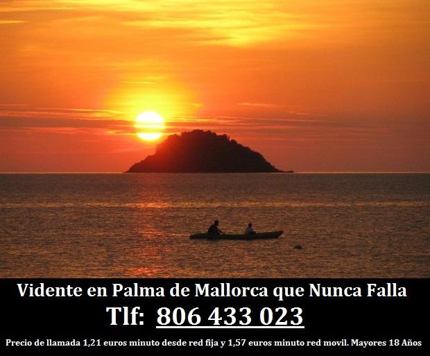 Vidente en Palma de Mallorca que Nunca Falla