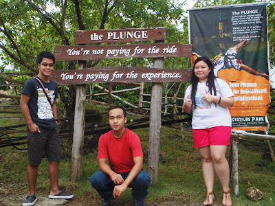 The Plunge EAT Danao