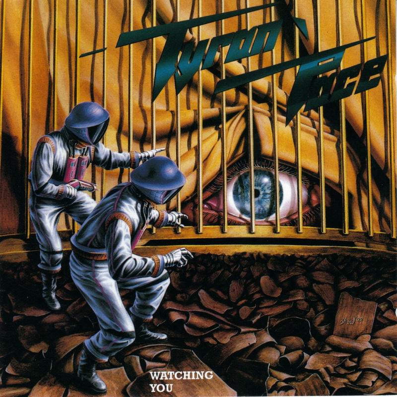 D A V E M E T A L 7 2: TYRAN PACE - Watching You (1986)