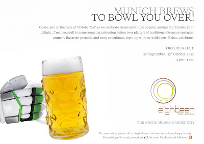 Beer festival at Mumbai Lounge