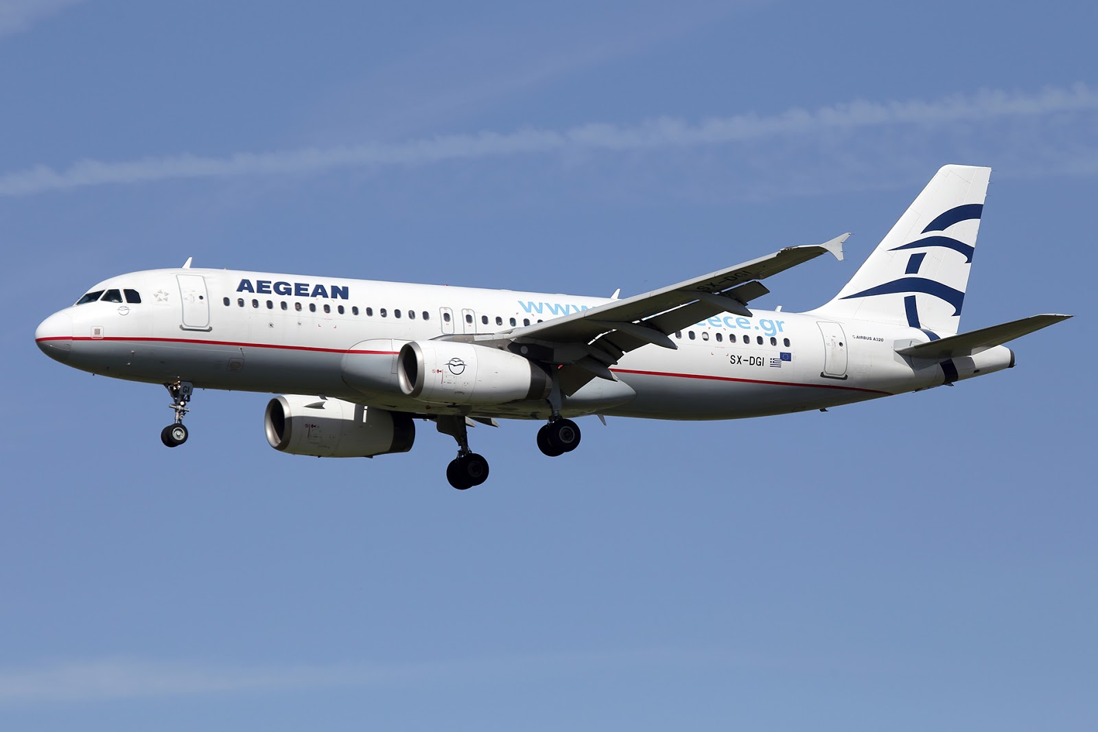 Aegean airlines launched two new services from rhodes rho this week all operated using the airline s 174 seat a320s starting on friday 22 may with new