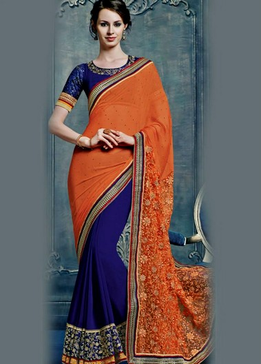 Beautiful Summer Special Sari Designs