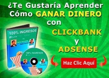 Ingresos Con ClickBank y Adsense