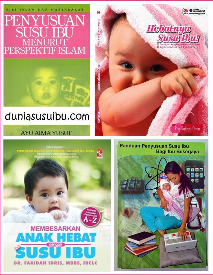 buku penyusuan bayi