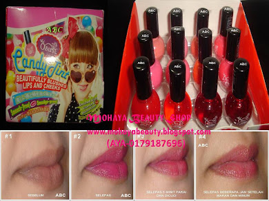 OBUSE CANDY TINT