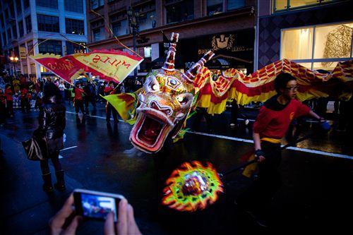 Meaningful Chinese New Year Celebration San Francisco Chinatown