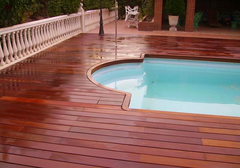 Servicio de innovaci n inmobiliario - Maderas para piscinas ...