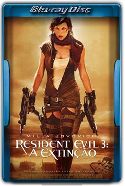 Resident Evil 3 - A Extinção Torrent Dublado