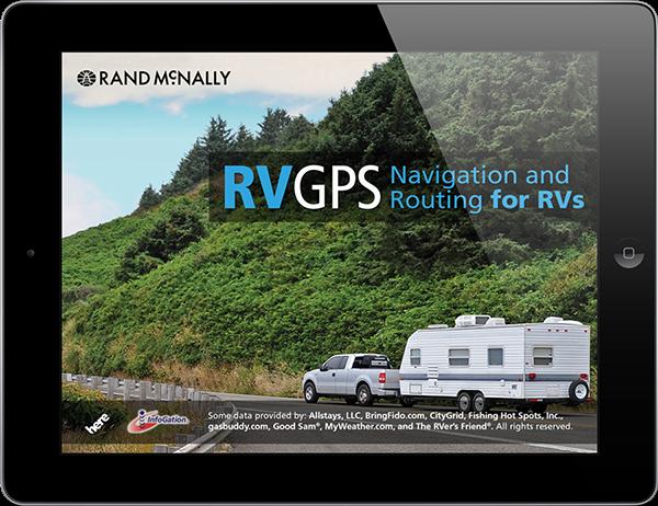 rv gps system