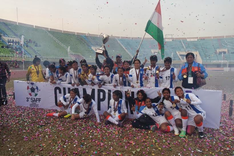 India beat Nepal SAFF Finals