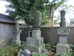 歴代住職の墓