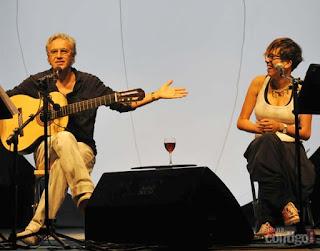 Caetano Veloso e Maria Gadú: um show impressionante em que mestre e aprendiz estão encantados de estar juntos