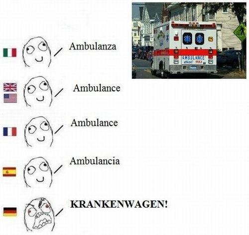 German in language porn