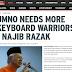 Keyboard Warriors vs Viraliti... Selamatkah BN di PRU14?? @NajibRazak @SallehSaid @MPKotaBelud @TunFaisal