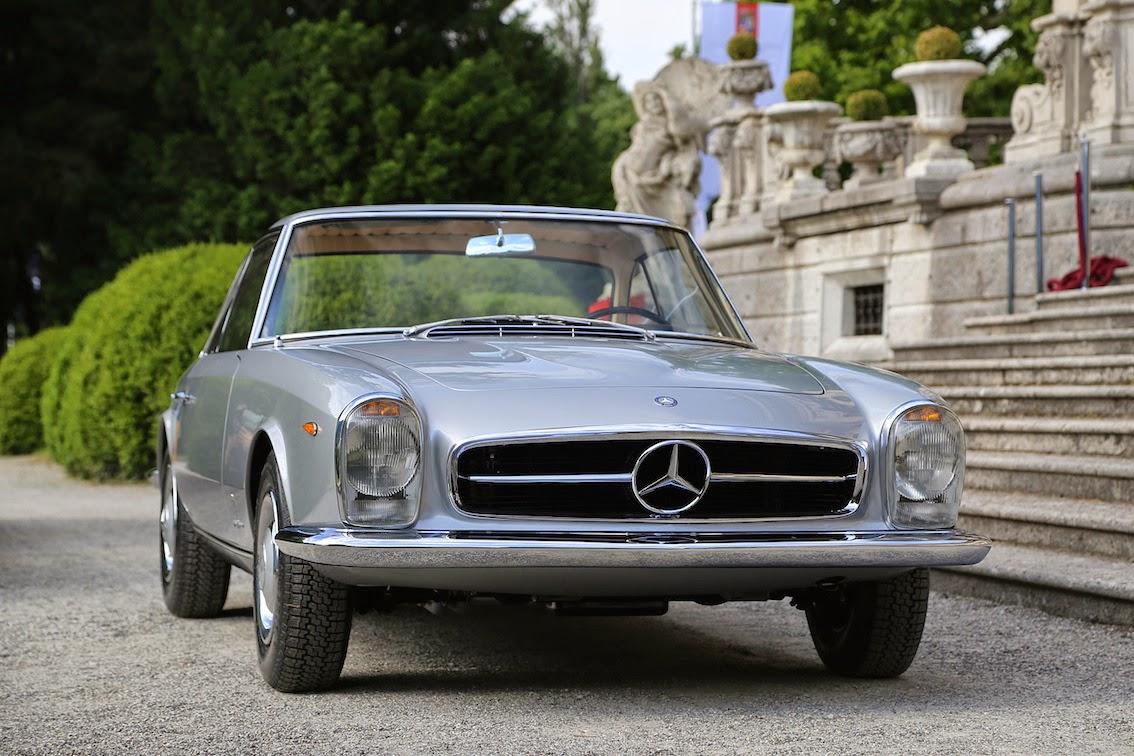 Fab wheels digest f w d 1964 mercedes benz 230 sl for 1964 mercedes benz