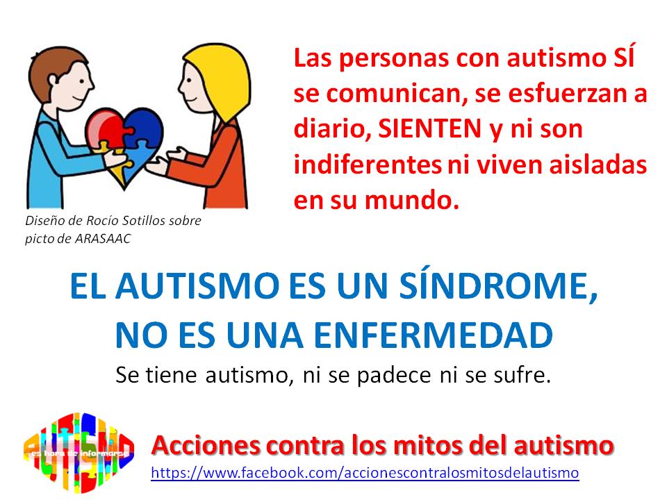 Del Autismo Concienciación Del Autismo