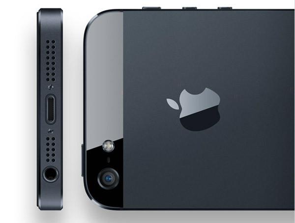 iPhone 5S  12 megapixel camera
