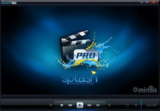 Mirillis Splash Pro HD Player 1.10.0