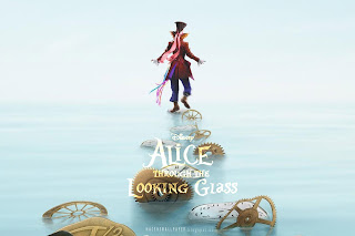 Alice In Wonderland Through The Looking Glass 2016