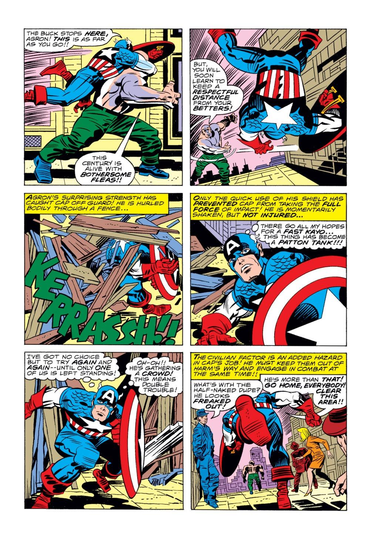 Captain America (1968) Issue #205 #119 - English 12