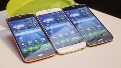 Spesifikasi dan Harga HP Android Acer Liquid Jade S