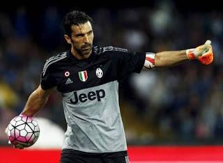 Gianluigi Buffon, Juventus 2015