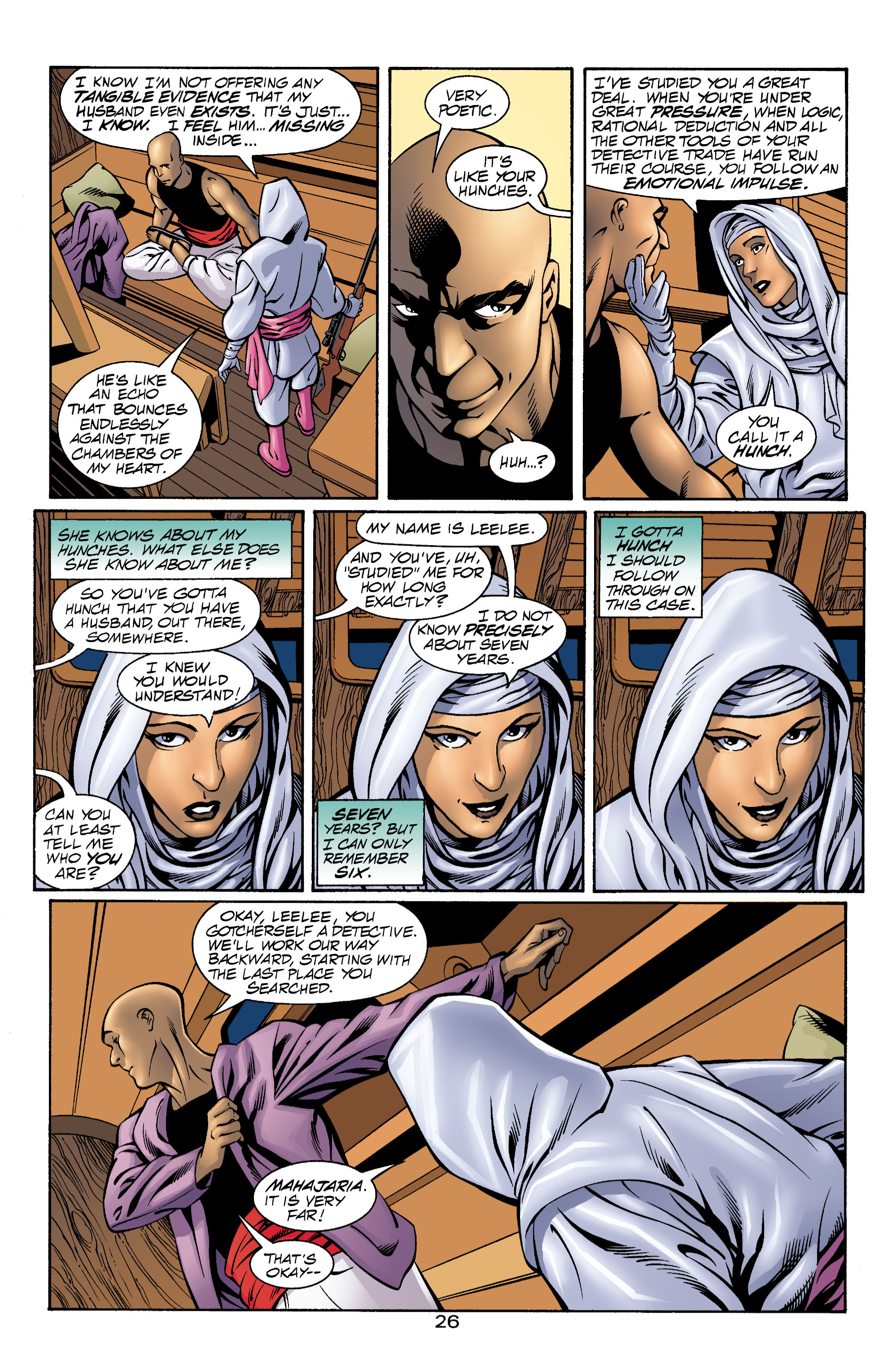Detective Comics (1937) 747 Page 26