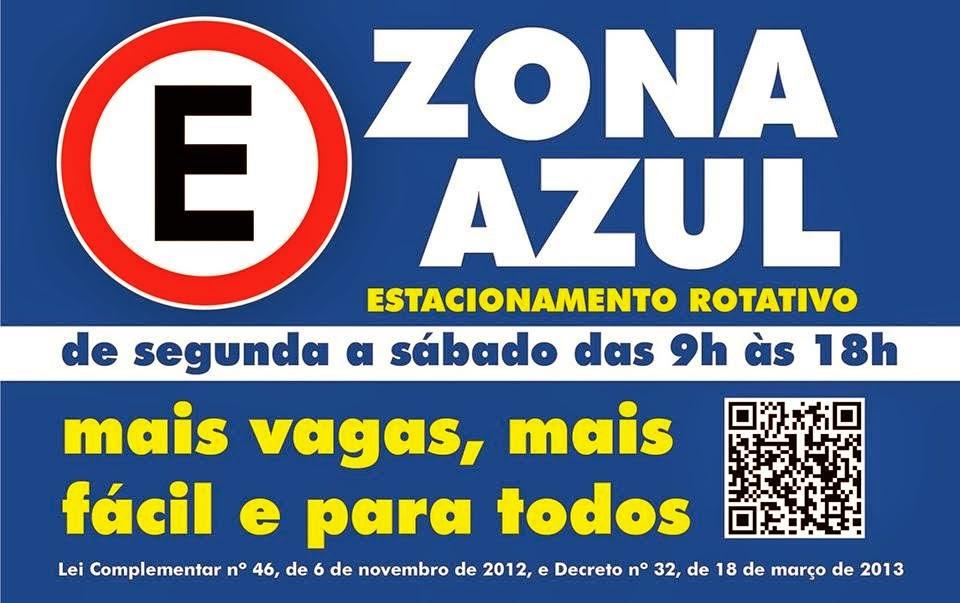 Zona Azul - Caraguatatuba/Eletronica