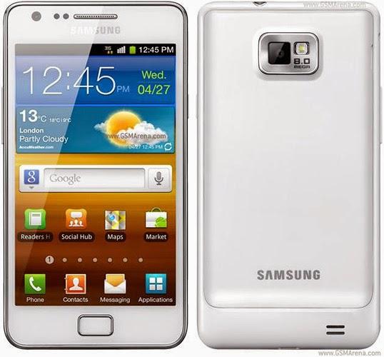 Samsung I9100P Galaxy S II Firmwares
